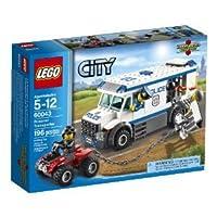 LEGO (レゴ) City Police 60043 Prisoner Transporter ブロック おもちゃ (並行輸入)