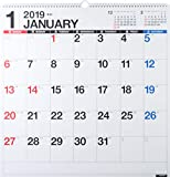 高橋 2019年 カレンダー 壁掛け B2変型 ([カレンダー]) 高橋書店 E31