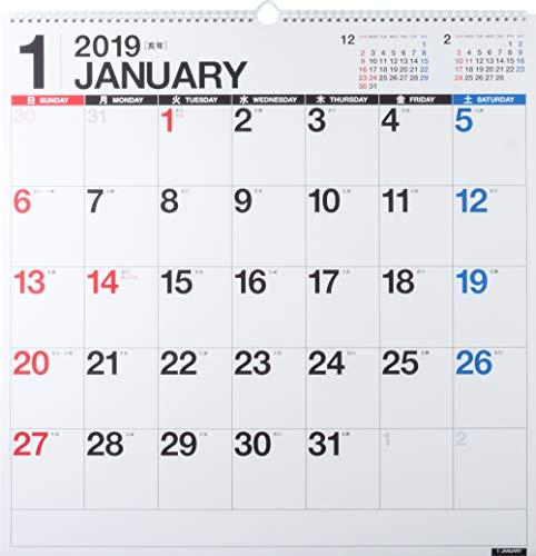 高橋 2019年 カレンダー 壁掛け B2変型 E31 ([カレンダー])