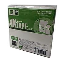 AKテープ粘着付50組白 AK-03 50X50MM アラコー