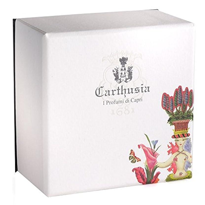 達成必要性迫害カルトゥージア アーリア ディ カプリ ソリッドパフューム (練り香水) 15ML CARTHUSIA ARIA DI CAPRI SOLID PARFUM [並行輸入品]