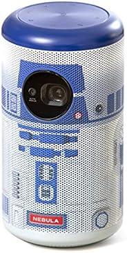 Anker Nebula Capsule II R2-D2™ Edition (1,138台限定 シリアルナンバー付オリジナルトラベルケース付属)【200 ANSIルーメン / オートフォーカス機能 / 8W スピーカー