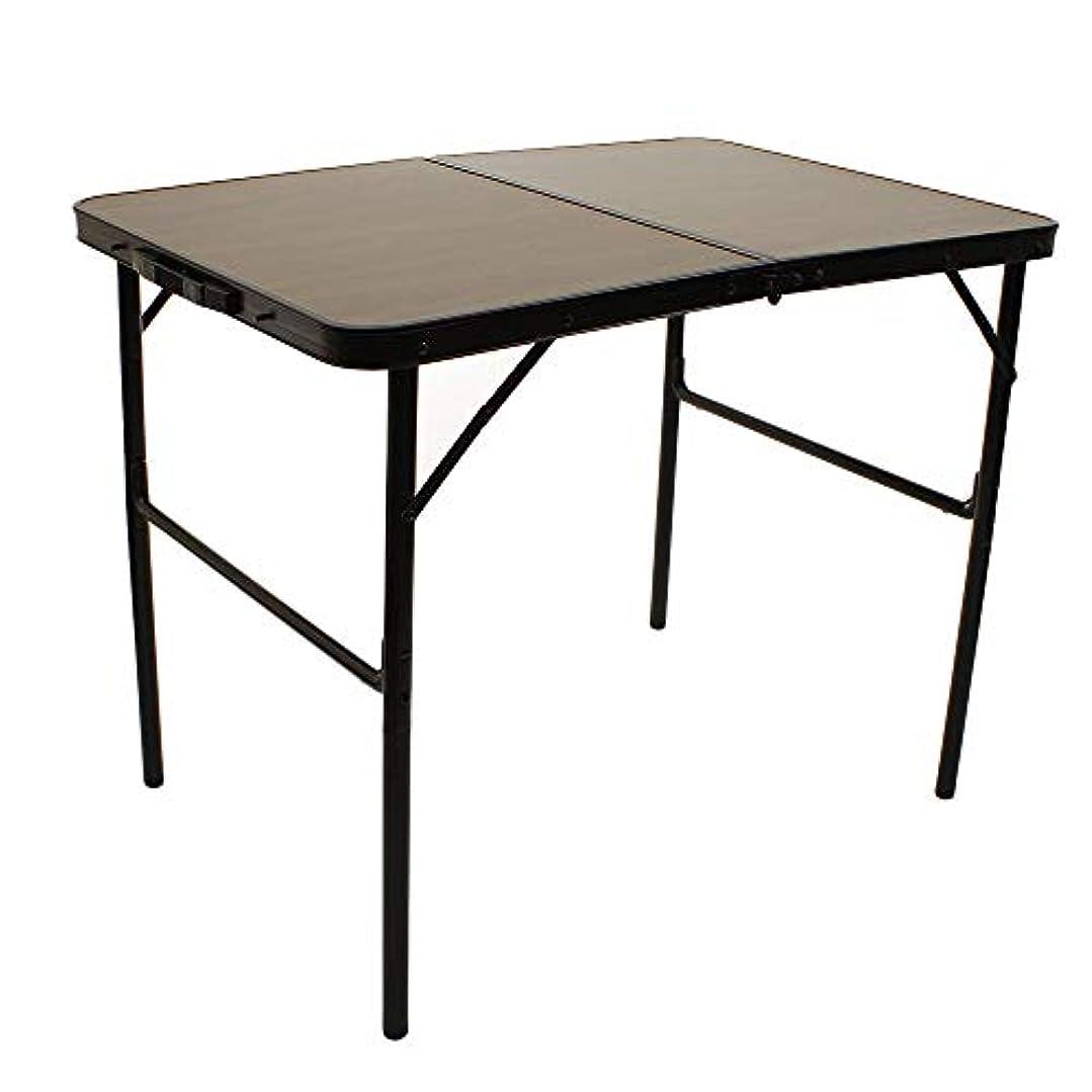 文句を言う囚人ただホールアース(ホールアース) フォルディングテーブル 90-60