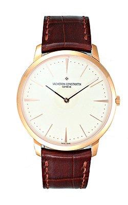 (ヴァシュロン・コンスタンタン) VACHERON CONSTANTIN 腕時計 パトリモニー 81180/000R-9159 シルバー メンズ [並行輸入品]