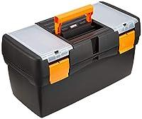 Tayg Toolboxベーシック20インチ500 x 258 x 255 mm、ブラック(ブラック/オレンジ)、115554