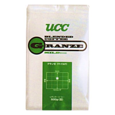 UCC 業務用 コーヒー グランゼ マイルド(豆)AP 500g
