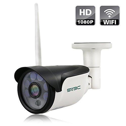 SV3C 1080P 200万画素 WI-FI 防犯カメラ ...
