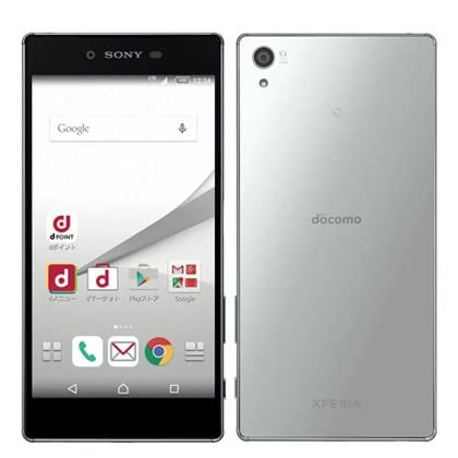 SONY 【SIMロック解除済】docomo Xperia Z5 Premium SO-03H Chrome | Amazon