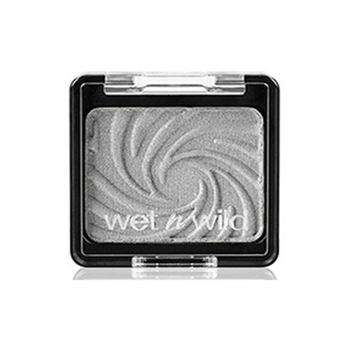 何か汚染する背景(3 Pack) WET N WILD Color Icon Eyeshadow Single - Unchained (並行輸入品)
