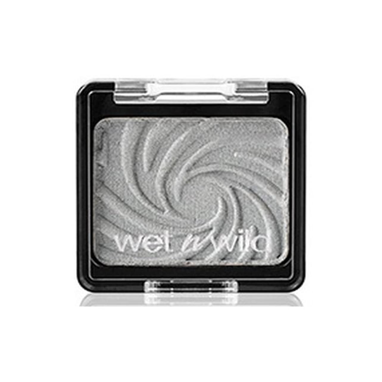 送る気怠い気球(3 Pack) WET N WILD Color Icon Eyeshadow Single - Unchained (並行輸入品)
