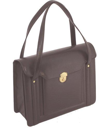 映画「紙の月」宮沢りえさんが着用 S-600渉外鞄レディースビジネスバッグ 被せ式ブリーフケース  ...