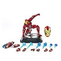 おもちゃの変形玩具子供のおもちゃ映画キャラクターおもちゃ誕生日プレゼント手モデル装飾人形(style5)