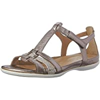ECCO Footwear Womens Flash T-Strap Gladiator Sandal