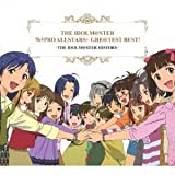 THE IDOLM@STER 765PRO ALLSTARS+ GRE@TEST BEST! -THE IDOLM@STER HISTORY-/​765PRO ALLSTARS+​