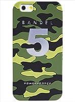 BANDEL(バンデル)アイフォンケース iPhone 6対応 ナンバー(カモフラージュ)