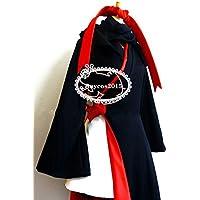 実物撮影 コスプレ衣装   カゲロウデイズ アザミ  カゲロウプロジェクト  髪飾り付     オーダーサイズ可能