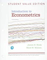 Introduction to Econometrics, Student Value Edition (4th Edition)