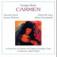 Carmen by G. BIZET (2002-12-24)