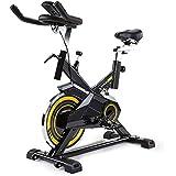 Proflex Yellow Flywheel Spin Bike - SPN750 II
