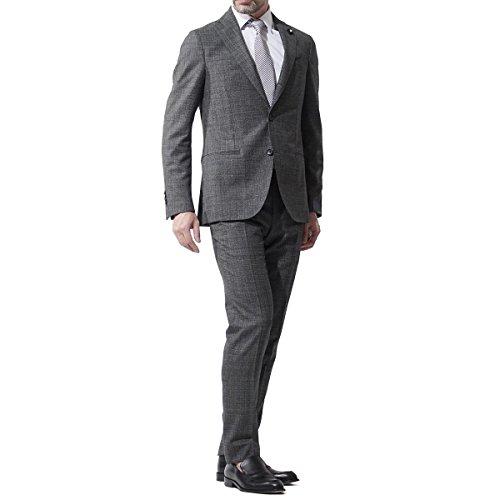 (ラルディーニ) LARDINI 3つボタン スーツ [並行輸入品]