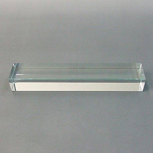 [해외]크리스탈 문진 15cm 220g/Crystal writer 15 cm 220 g