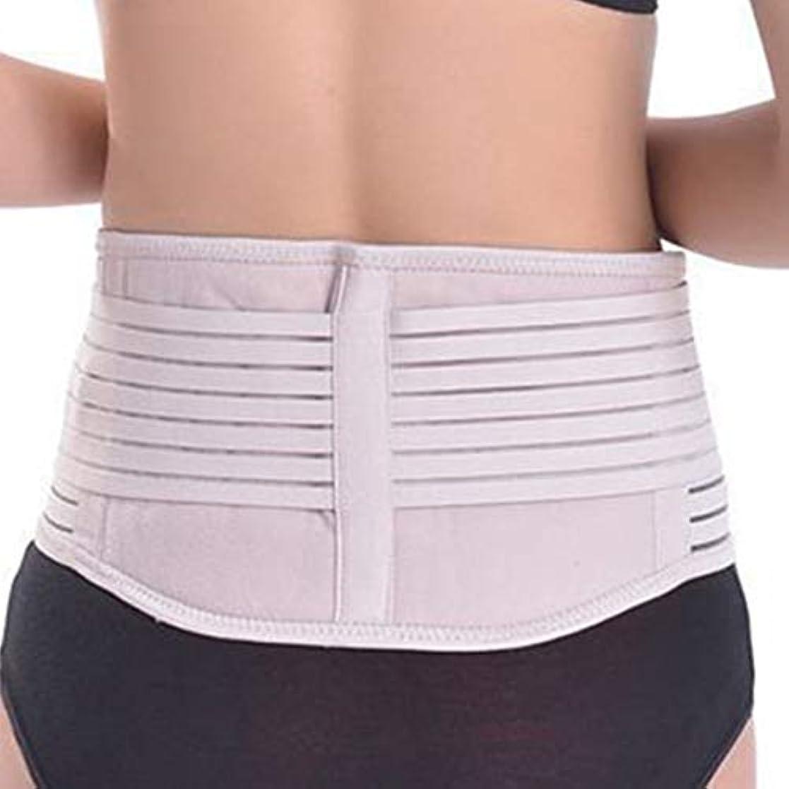 チョコレート弾力性のあるドアダブルプルランバー調節可能なサポート腰ベルトブレース痛みリリーフスポーツ保護磁気