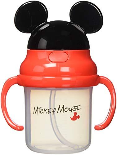 ベビー ストローマグ 230ml 両手 8ヶ月頃から ミッキーマウス ディズニー KSH2D