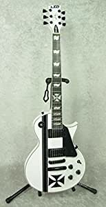 ESP LTD エレキギター Iron Cross SW (Snow White) James Hetfield【並行輸入品】【Edwards 海外限定仕様モデル】【新品】