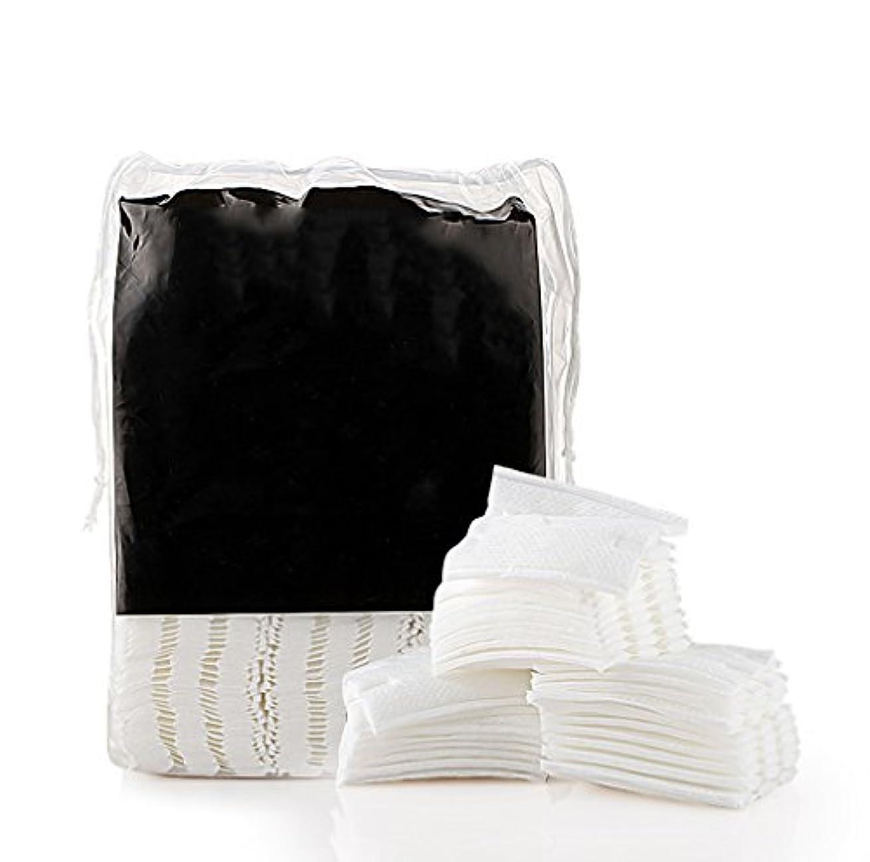 現れる制限された安定したVinmax 化粧コットン コットンパフ 2Wayタイプ 化粧水節約 ふきとりに最適な片面メッシュ 200枚入り