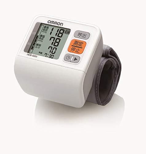 オムロン 血圧計 手首式 HEM-6200