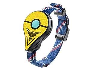 【シールアクセサリー(Pokemon Go Plus用)】 POKEWARES? Shield for Pokemon GO Plus | Instinct Yellow | Real Wood Cover Skin for Nintendo Accessory - PREORDER by PokeWares [並行輸入品]