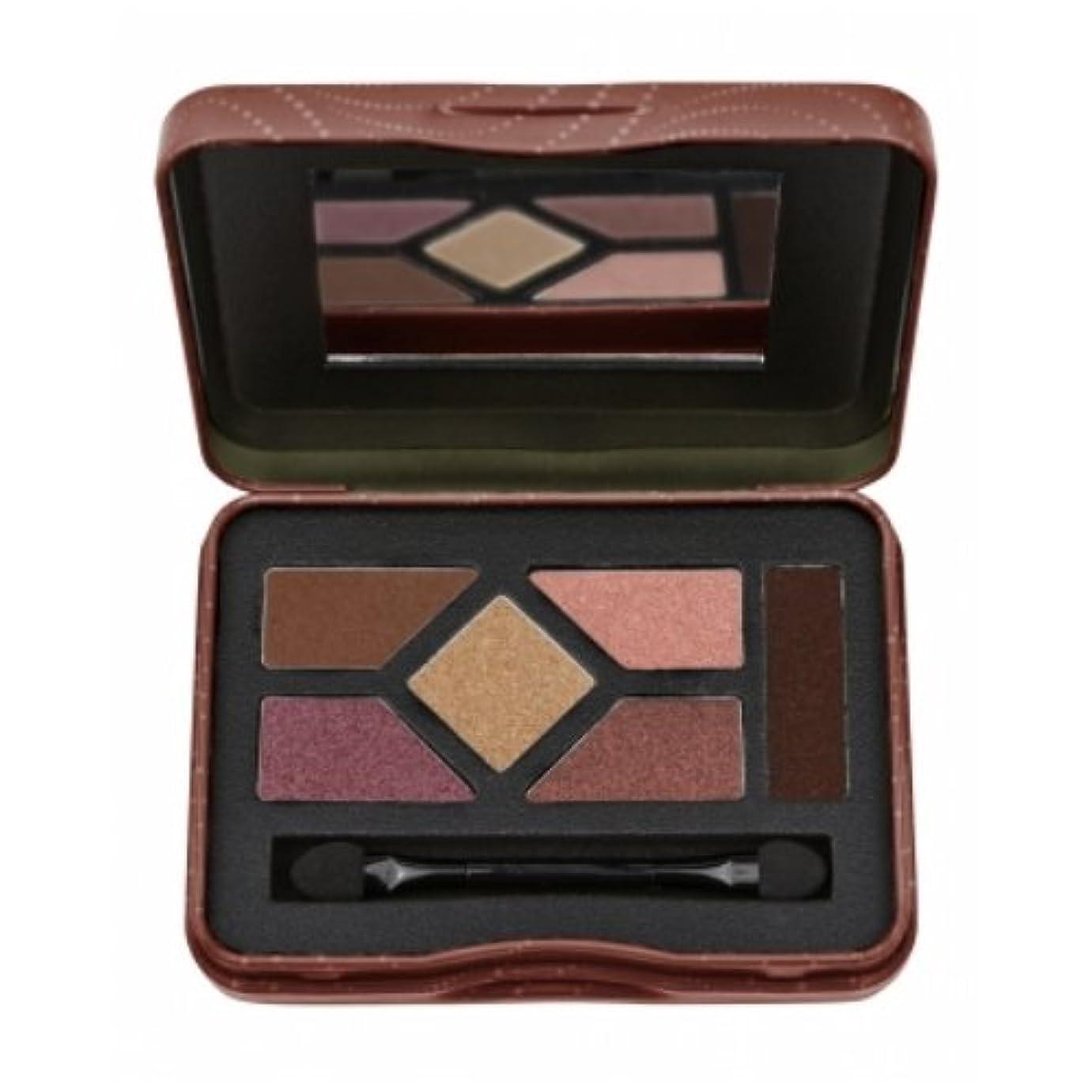 協力的注釈モード(3 Pack) LA Girl Inspiring Eyeshadow Palette - Be Bold & Beautiful (並行輸入品)