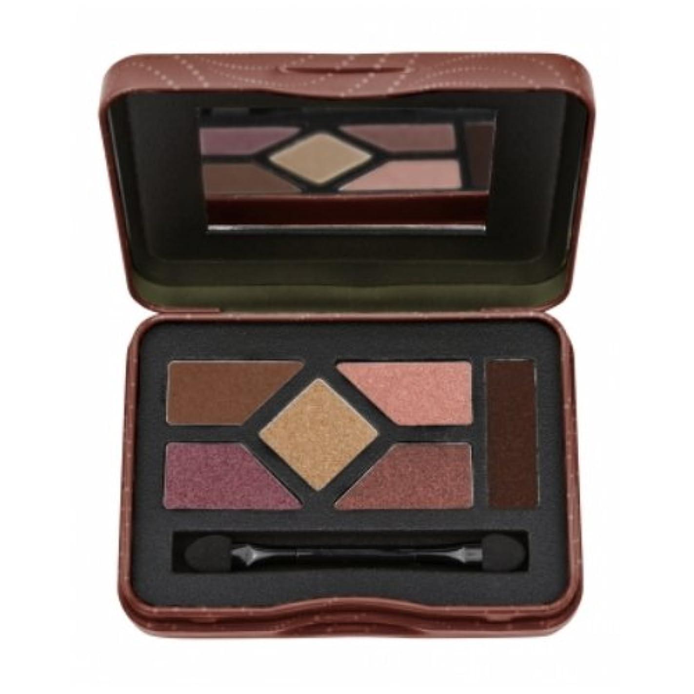 悲惨な確認する効能ある(3 Pack) LA Girl Inspiring Eyeshadow Palette - Be Bold & Beautiful (並行輸入品)