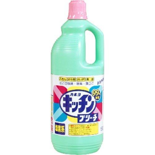 カネヨ石鹸 キッチンブリーチ 1.5L