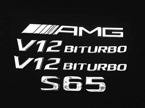 ベンツ Benz エンブレム S65AMG仕様