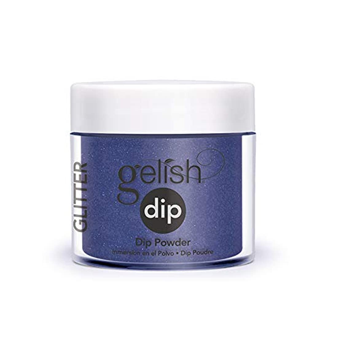 拒否スカート姿を消すHarmony Gelish - Acrylic Dip Powder - Under the Stars - 23g / 0.8oz