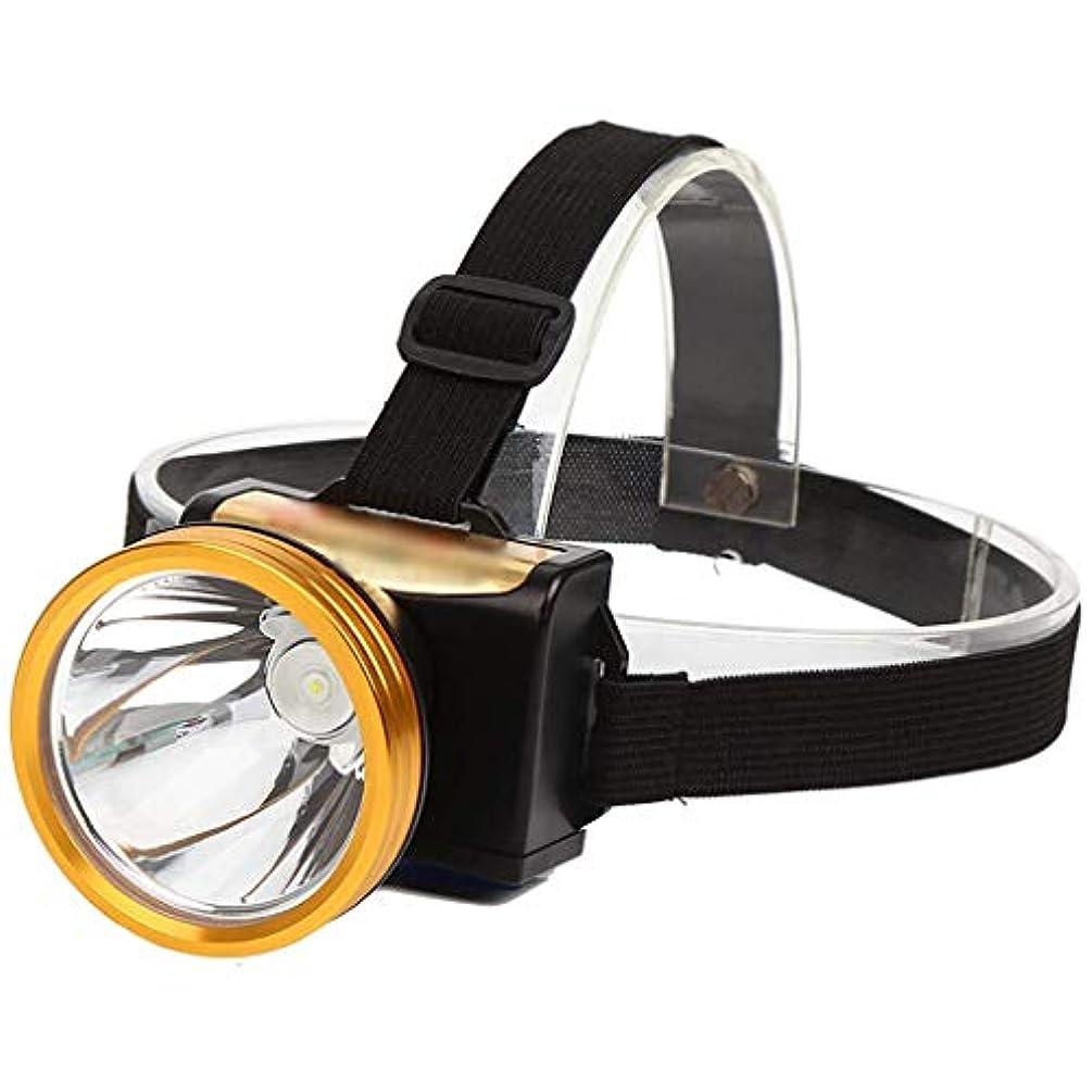 シャーク発火するテレックスLEDライトヘッドライトアウトドアランニング、キャンプ、サイクリング、釣り、犬の散歩、読書、仕事、自然観察 - のためのヘッドランプに最適