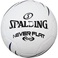 Spalding NeverFlatサッカーボール( Official、サイズ5 )