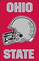 Ohio State Buckeyes公式NCAA 44インチx 28インチBanner Flag byパーティー動物