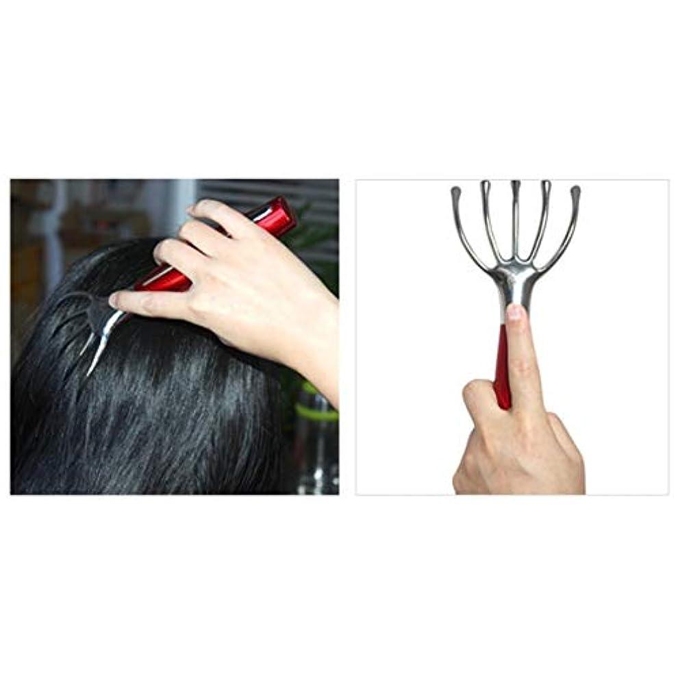 尋ねる値排泄するPortable Electric Handle Handheld Head Massager Vibration Neck Shoulder Arm Body Stress Release Relax Hair Scalp...