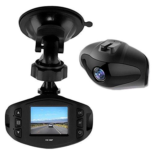 BRISIE ドライブレコーダー 小型ドラレコ1080P Full HD 1200万画素 ループ録画 駐車監視 緊急録画 SONY センサー+レンズ LED信号機対応