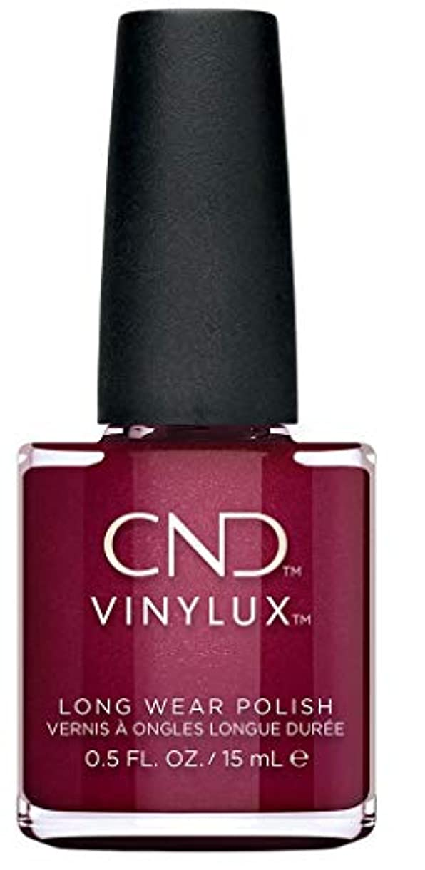 CND Vinylux - Crystal Alchemy Winter 2019 Collection - Rebellious Ruby - 0.5oz / 15ml