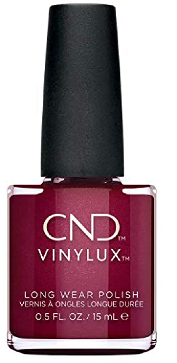 出席全体にゴルフCND Vinylux - Crystal Alchemy Winter 2019 Collection - Rebellious Ruby - 0.5oz / 15ml