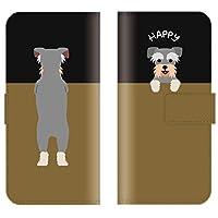 【 ankh 】 手帳型ケース 全機種対応 【 Galaxy S10+ SC-04L アローズ ジー FJL22専用 】 おしゃれ 子犬 チワワ トイプードル パグ ビーグル かわいい 犬 ハードケース プラスチック スマホケース スマートフォン