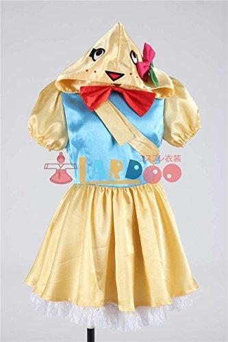 AKB48 小嶋陽菜 ふなっしー コスプレ衣装 コスチューム cosplay -
