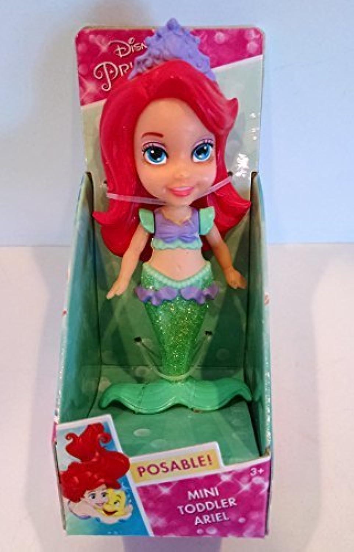 My First Disney Princess Mini Toddler Mermaid Ariel Poseable Doll by Disney Princess