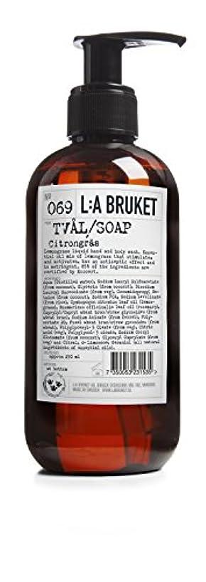 L:a Bruket (ラ ブルケット) ハンド&ボディウォッシュ (レモングラス) 250g