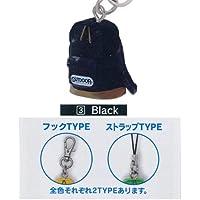 バンダイ ガシャポン OUTDOOR PRODUCTS ミニチュアコレクション 3番 Black(ブラック)/フックTYPE