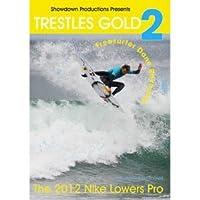 TRESELS GOLD 2(トレッセルズ ゴールド2) 「ASP PRIME Nike Lowers Pro」at トレッセルズ CONTEST MOVIE/SURFING DVD