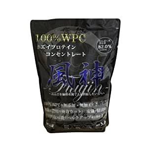 ファイトクラブ 風神プロテイン 5kg ホエイ・プロテイン・コンセントレート
